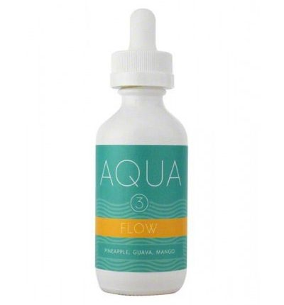 Aqua E-Liquid Flow Review