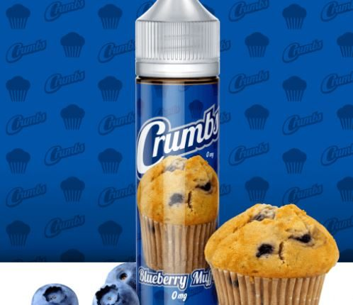 Crumbs Blueberry Muffin E Juice Review