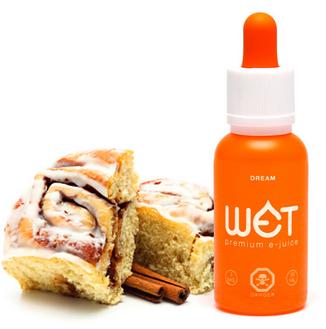 Wet Dream E-Liquid Review