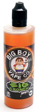 Big Boy Vape Co. Big Crunch E-liquid Review
