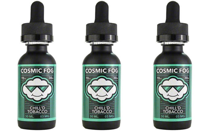 Chill'd Tobacco E-Juice By Cosmic Fog