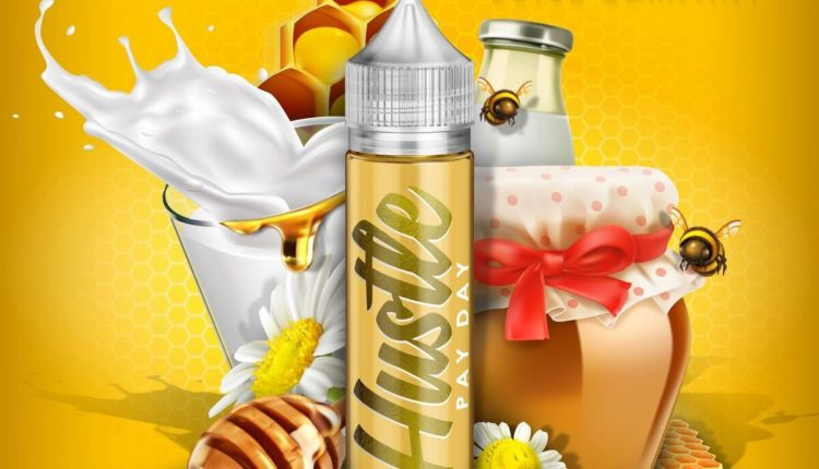 Pay Day E-Liquid by Hustle Juice Co. Review