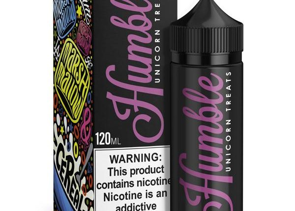 Unicorn Treats E-Liquid By Humble Juice Co. Review