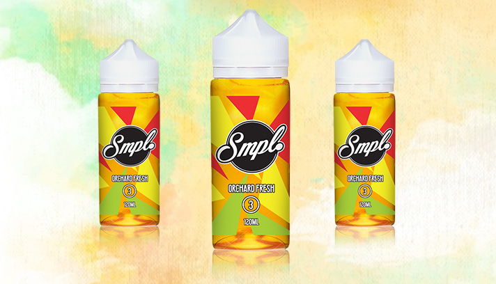 Smpl Juice Orchard Fresh Eliquid Review