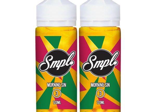 SMPL Juice Morning Sin Eliquid Review