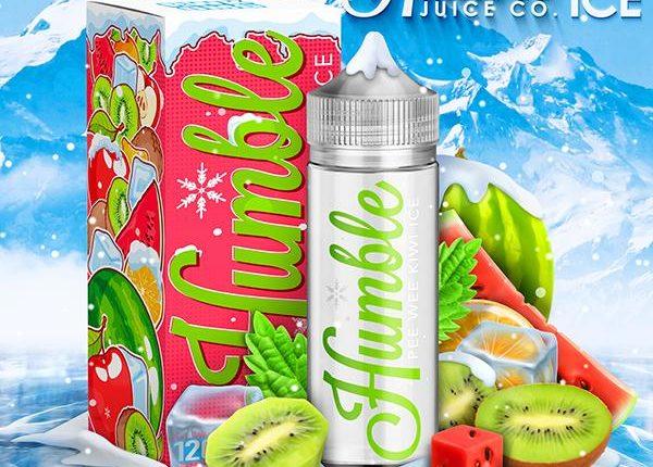 Humble Juice Ice Pee Wee Kiwi E-Liquid Review
