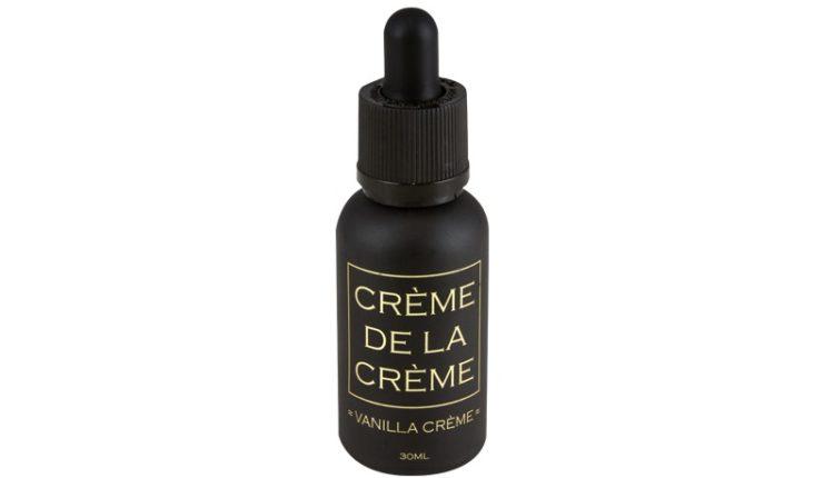 Vanilla Creme E-Liquid by Creme de la Creme Review