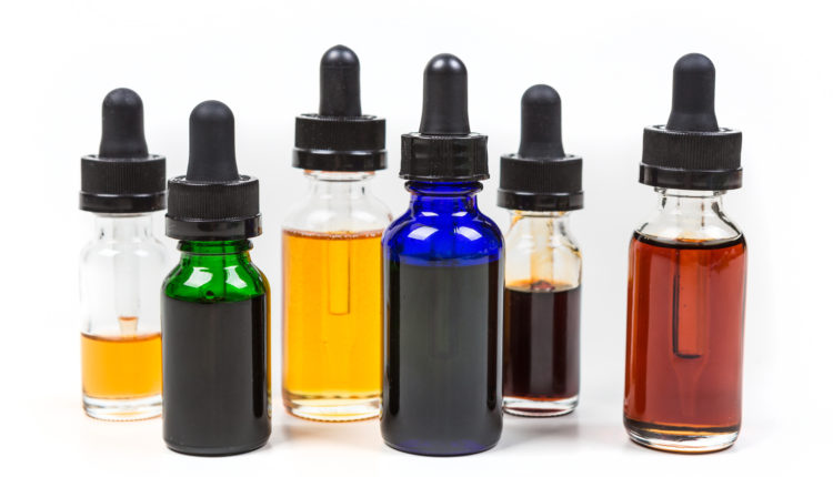 Benefits of steeping e-juice