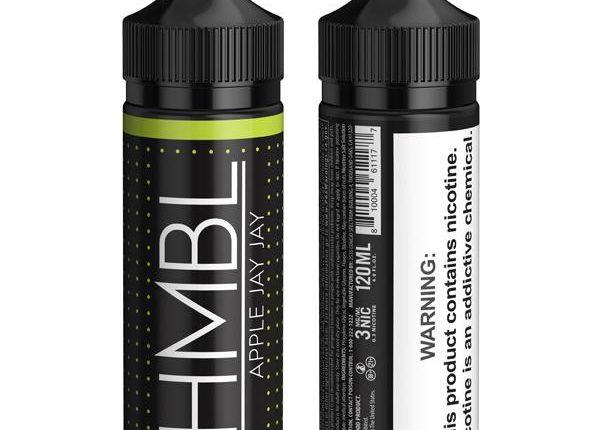 Apple Jay Jay Salt E-Liquid by HMBL Juice Co. Review